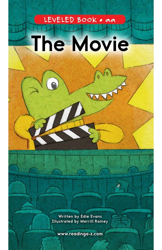 Book Preview For The Movie Page 0