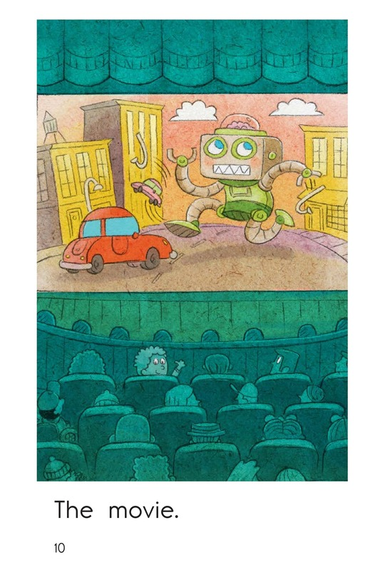 Book Preview For The Movie Page 10