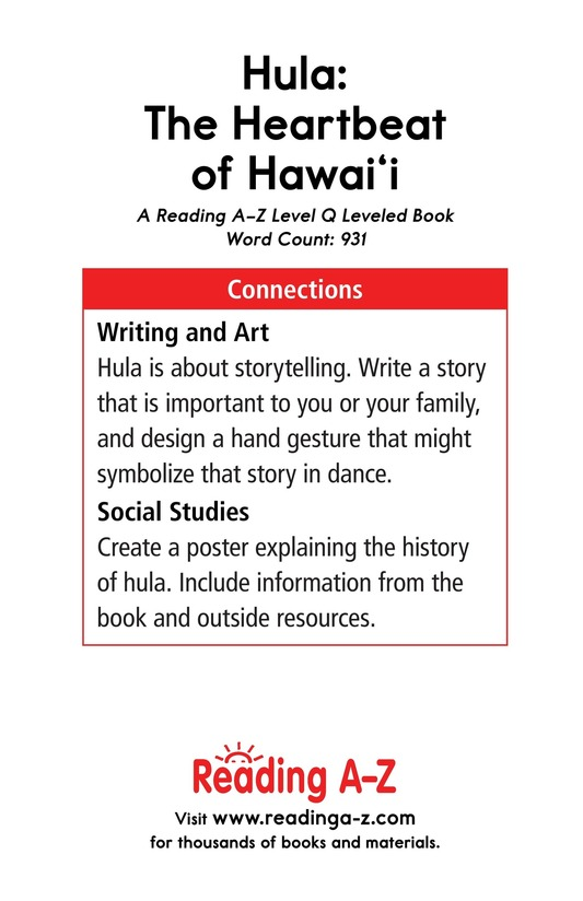 Book Preview For Hula: The Heartbeat of Hawaii Page 17