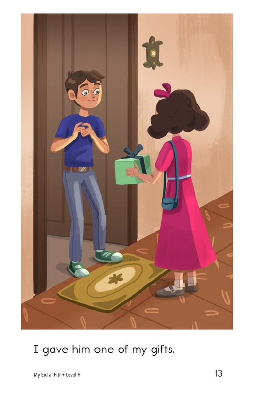 Book Preview For My Eid al-Fitr Page 13