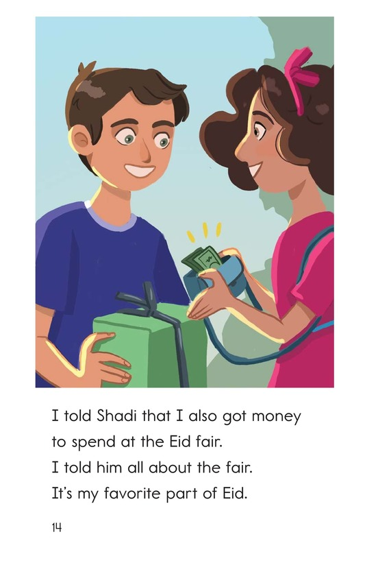 Book Preview For My Eid al-Fitr Page 14