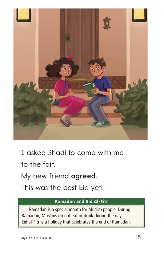Book Preview For My Eid al-Fitr Page 15