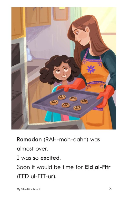 Book Preview For My Eid al-Fitr Page 3