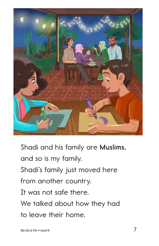 Book Preview For My Eid al-Fitr Page 7