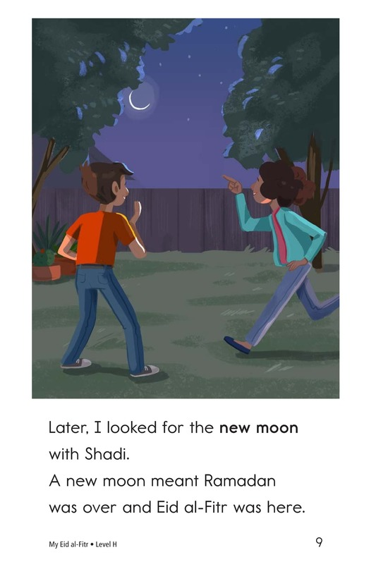 Book Preview For My Eid al-Fitr Page 9