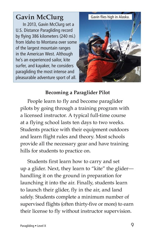 Book Preview For Paragliding Page 9