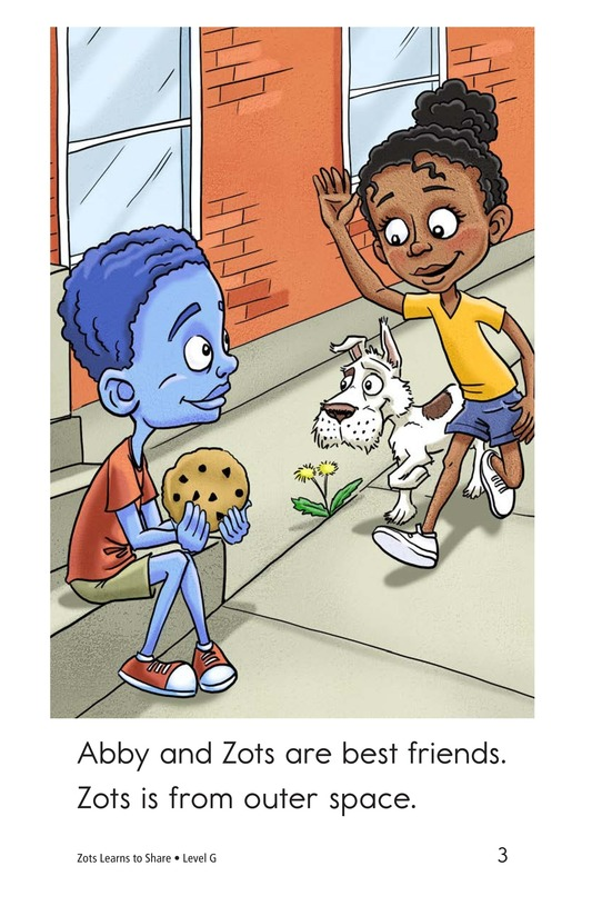 Book Preview For Zots Learns to Share Page 3