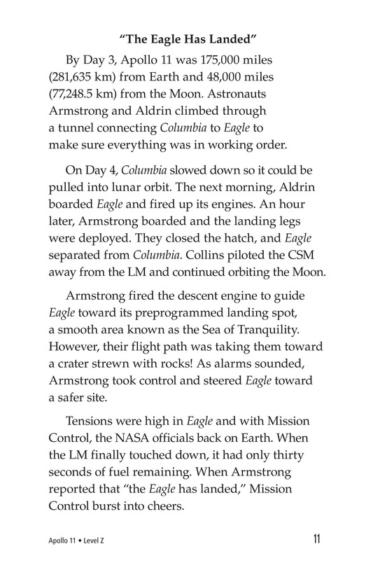 Book Preview For Apollo 11 Page 11