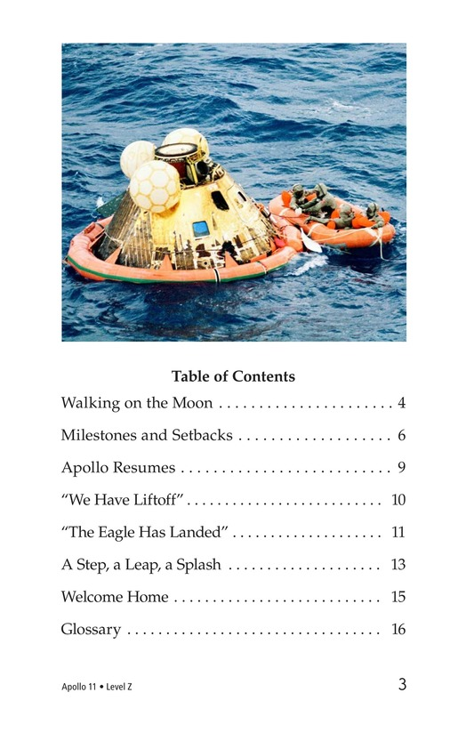 Book Preview For Apollo 11 Page 3