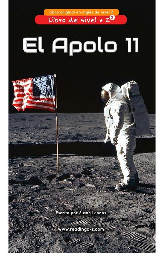 Book Preview For Apollo 11 Page 0