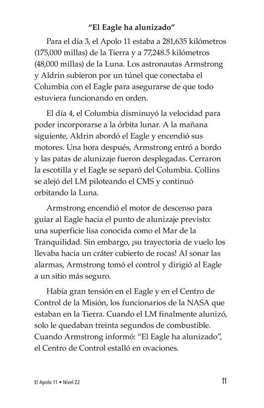 Book Preview For Apollo 11 Page 11