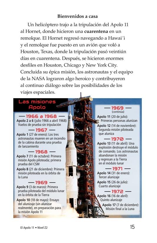Book Preview For Apollo 11 Page 15