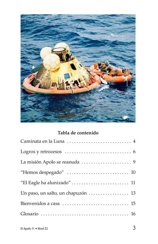 Book Preview For Apollo 11 Page 3