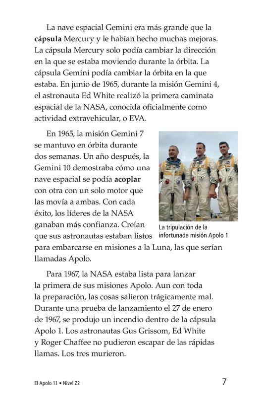 Book Preview For Apollo 11 Page 7
