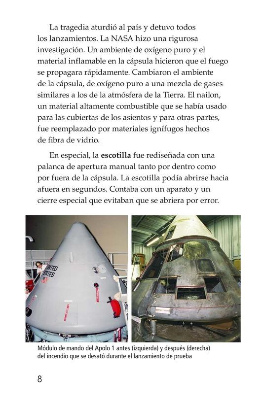 Book Preview For Apollo 11 Page 8