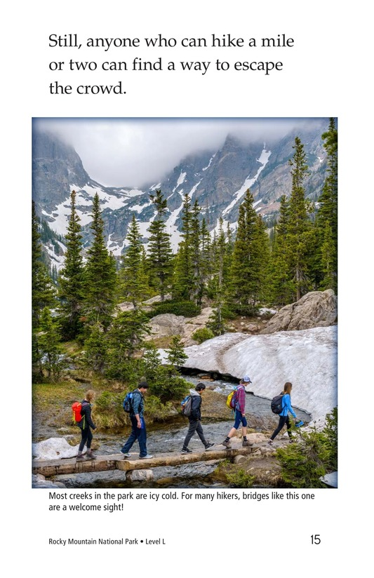 Book Preview For Rocky Mountain National Park Page 15