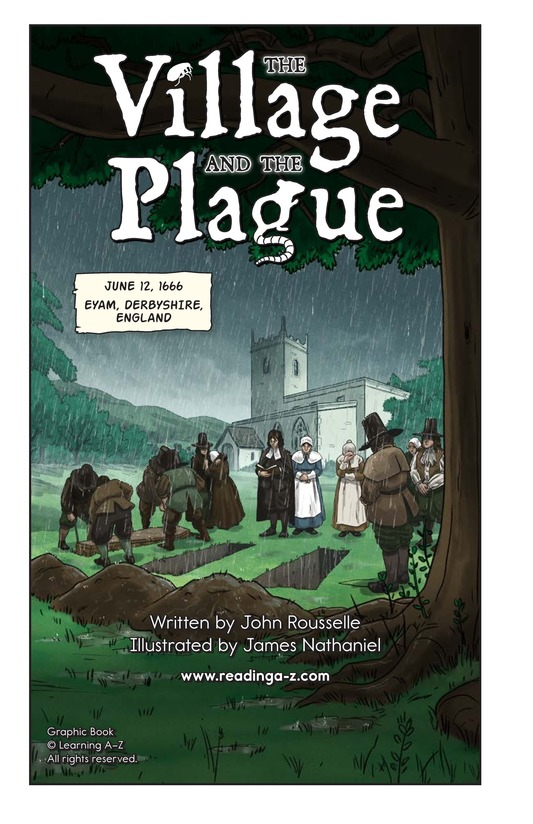Book Preview For The Village and the Plague Page 2