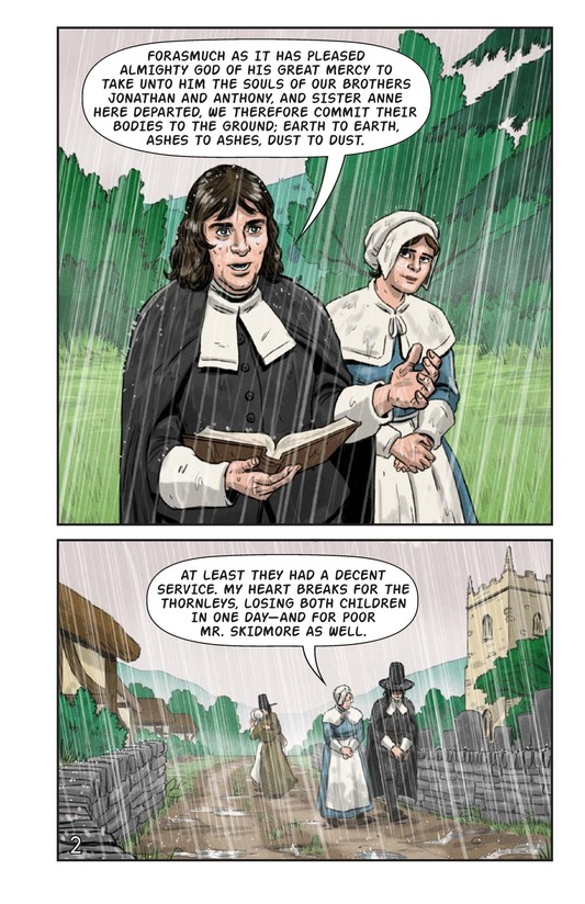 Book Preview For The Village and the Plague Page 3