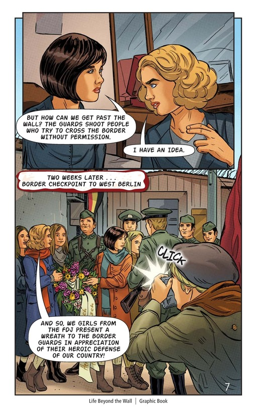 Book Preview For Life Beyond the Wall Page 8