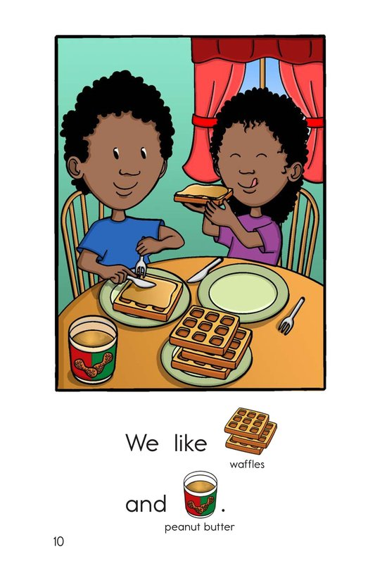Book Preview For I Like Page 10