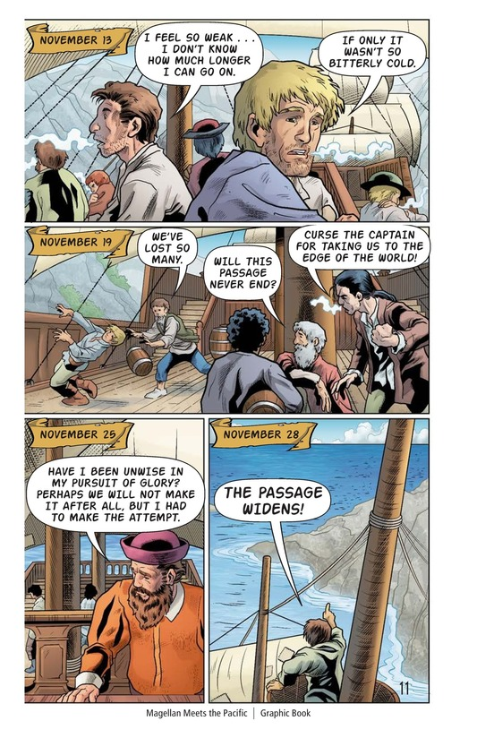 Book Preview For Magellan Meets the Pacific Page 12