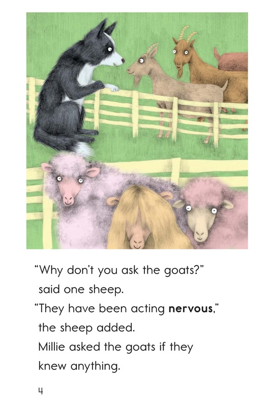 Book Preview For A Wolf in Sheep's Clothing Page 4