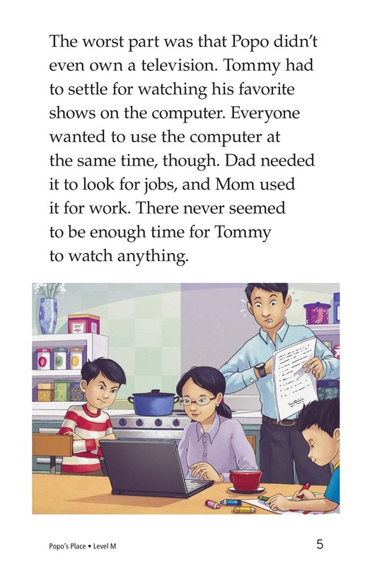 Book Preview For Popo's Place Page 5