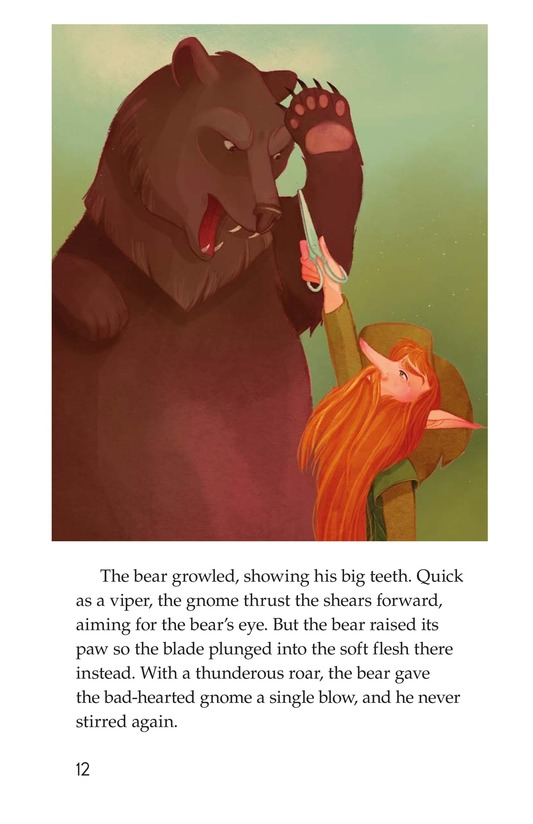 Book Preview For Snow White and Rose Red Page 12