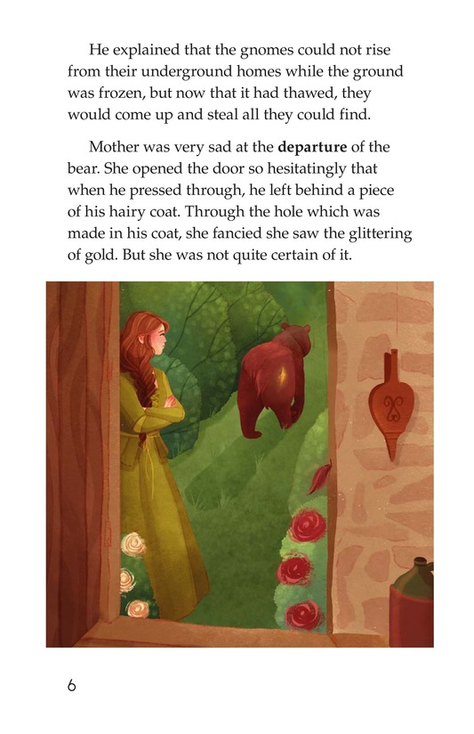 Book Preview For Snow White and Rose Red Page 6