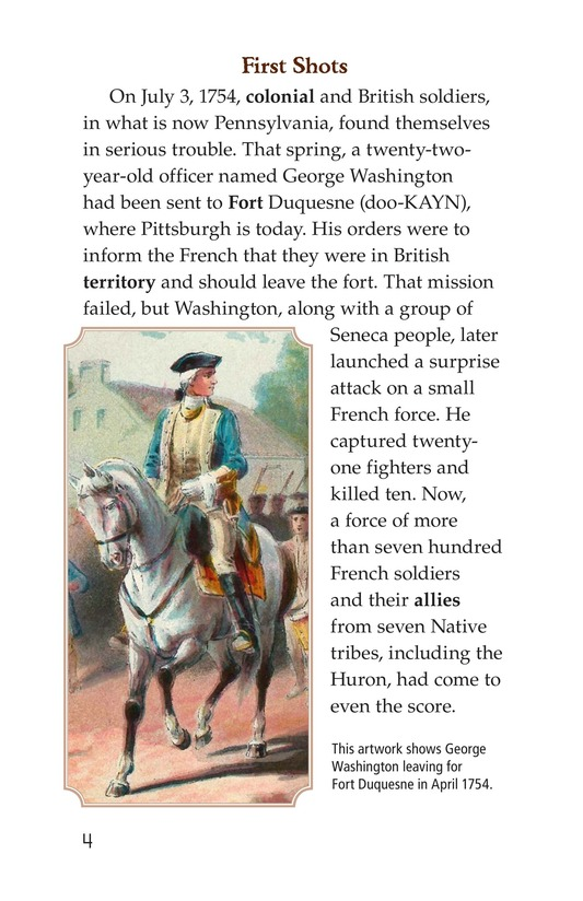 Book Preview For The War for North America Page 4
