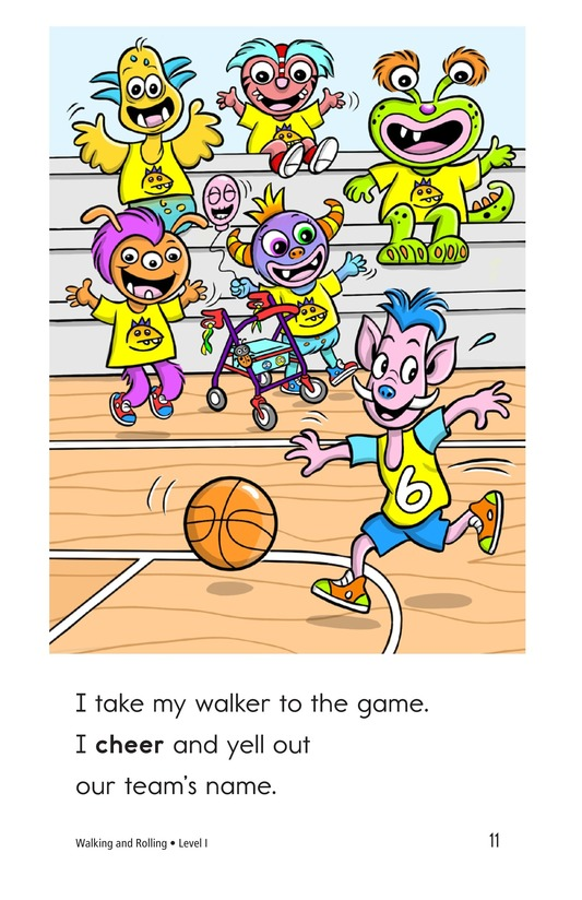 Book Preview For Walking and Rolling Page 11