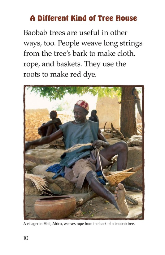 Book Preview For The Baobab Page 10