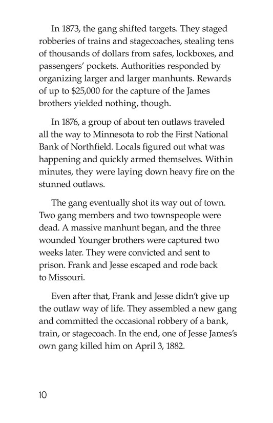Book Preview For Real Outlaws of the Wild West Page 10