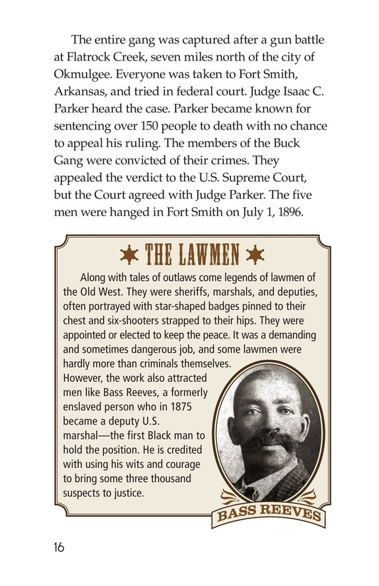 Book Preview For Real Outlaws of the Wild West Page 16