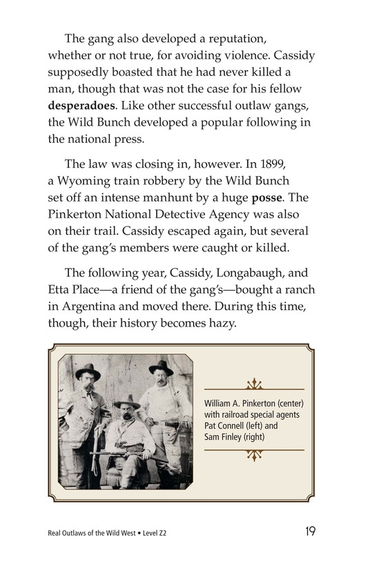 Book Preview For Real Outlaws of the Wild West Page 19