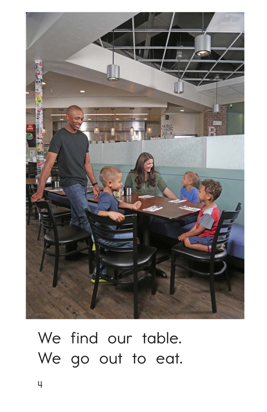 Book Preview For We Go Out to Eat Page 4