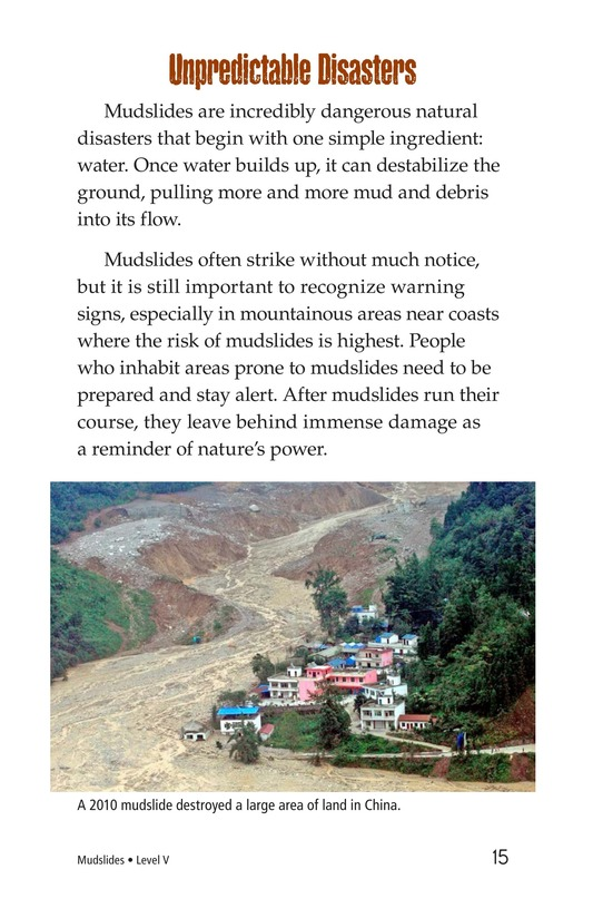 Book Preview For Mudslides Page 15