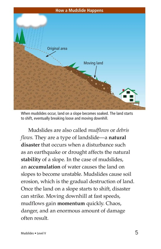 Book Preview For Mudslides Page 5