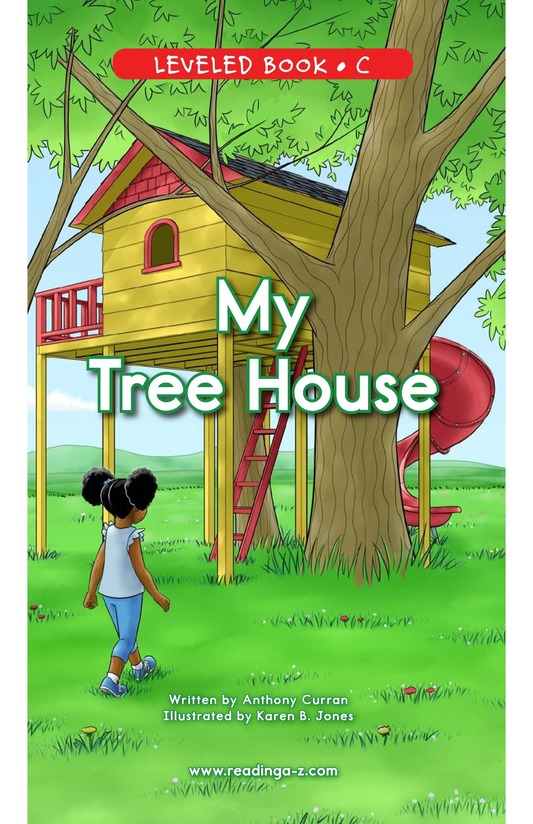 Book Preview For My Tree House Page 0