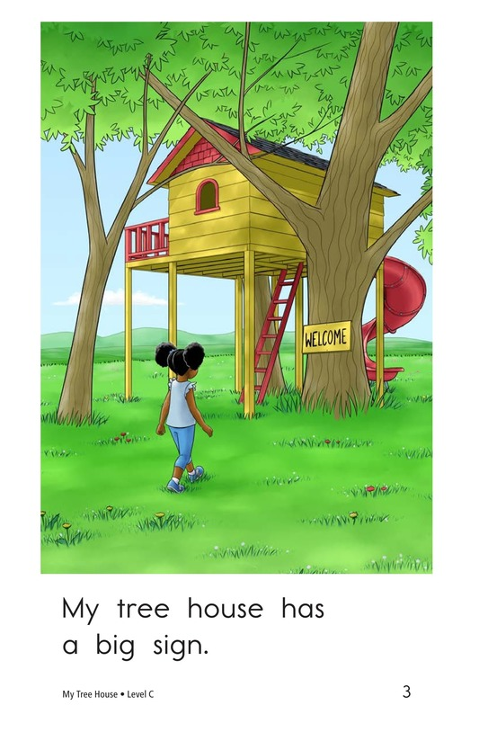 Book Preview For My Tree House Page 3