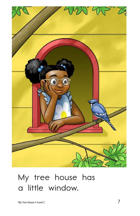Book Preview For My Tree House Page 7