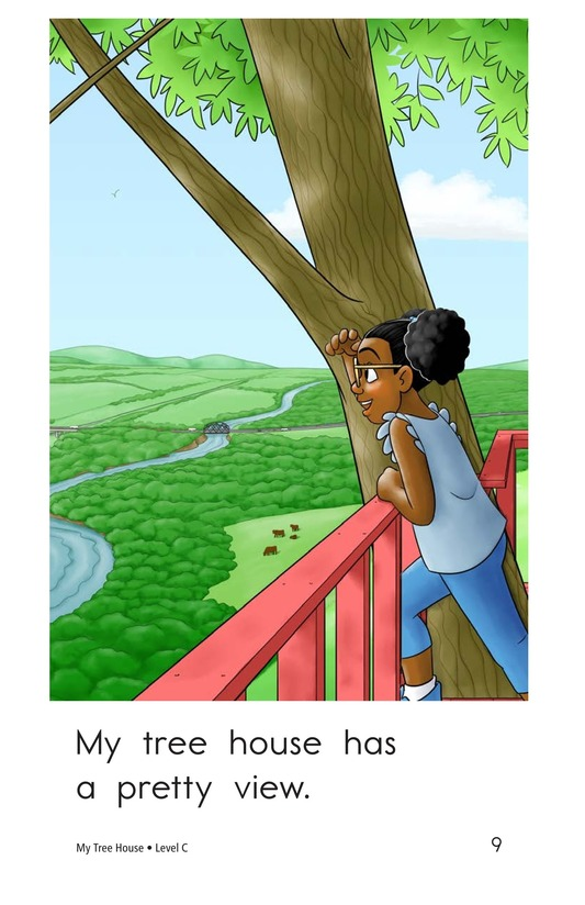 Book Preview For My Tree House Page 9