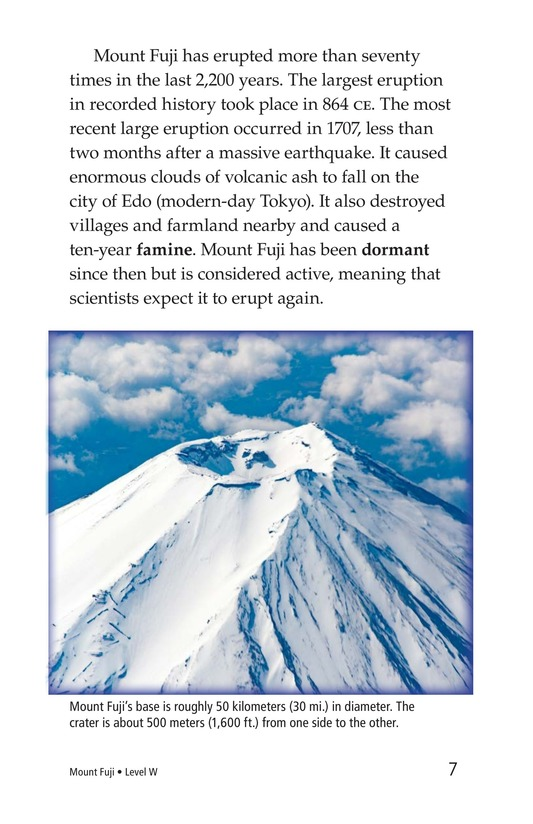 Book Preview For Mount Fuji Page 7