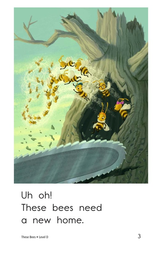 Book Preview For These Bees Page 3