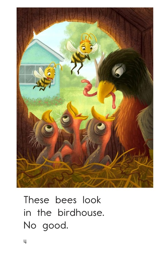 Book Preview For These Bees Page 4
