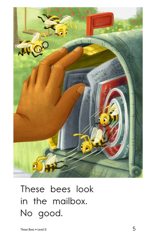 Book Preview For These Bees Page 5
