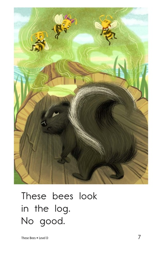 Book Preview For These Bees Page 7