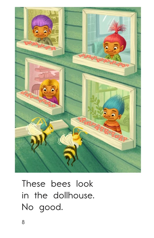 Book Preview For These Bees Page 8