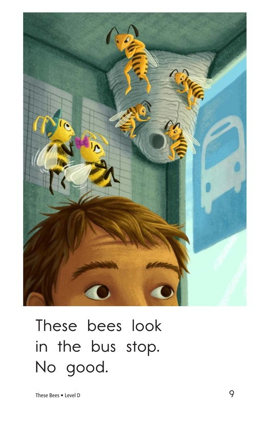 Book Preview For These Bees Page 9