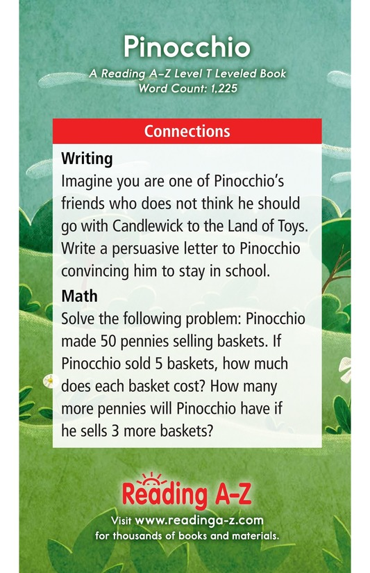 Book Preview For Pinocchio, Part 3 Page 17